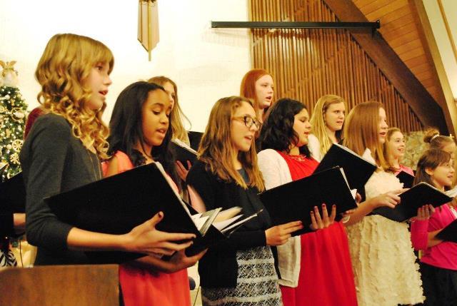 choir singers