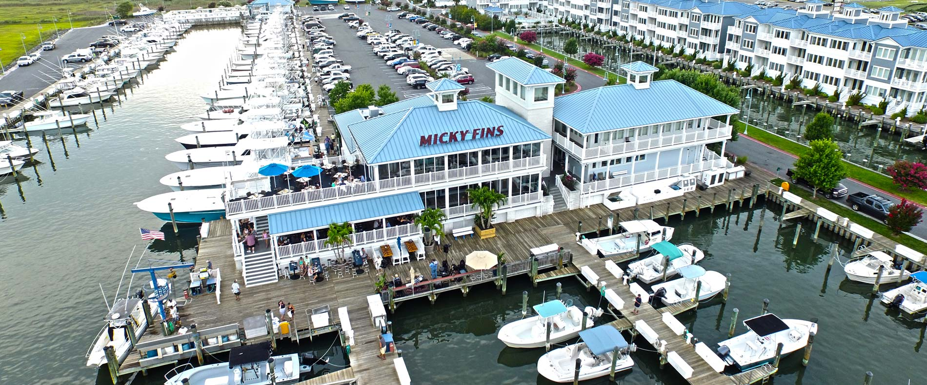 West Ocean City Marina