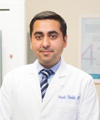 Anush Parikh, M.D.