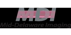 Mid Delaware Imaging logo