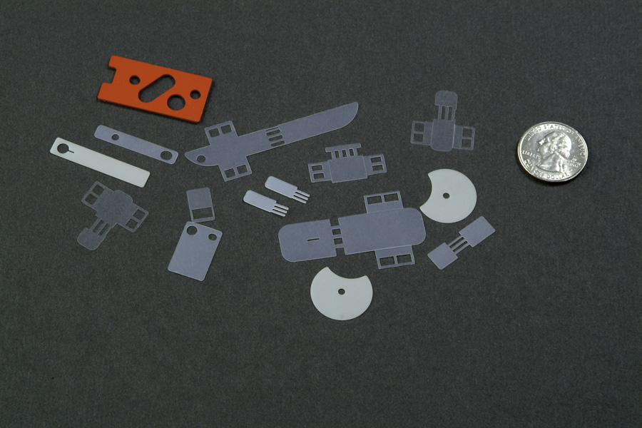 Precision Stamping Die Cutting