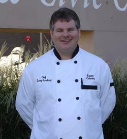 Chef Larry Hardesty