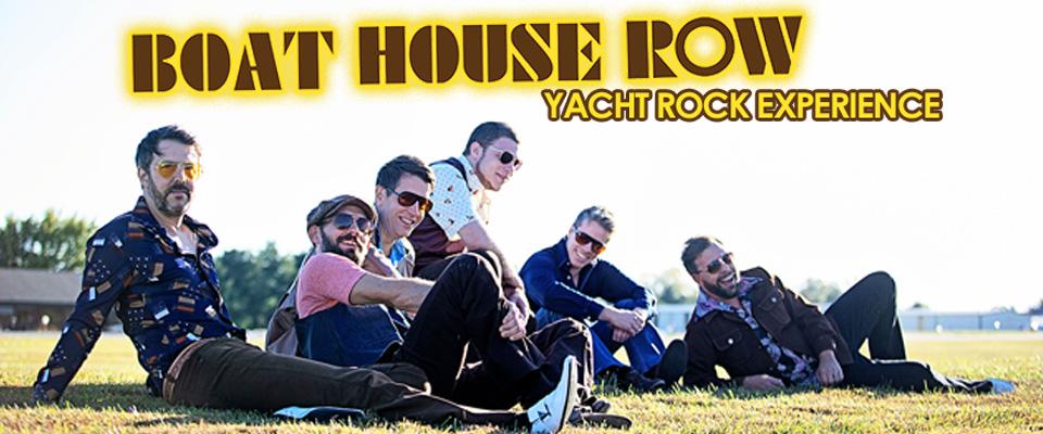 Boat House Row: Yacht Rock Experience Dinner & Show