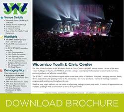 Wicomico Civic Center Sponsorship