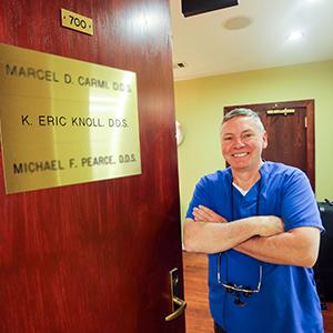 Dr. Knoll portrait