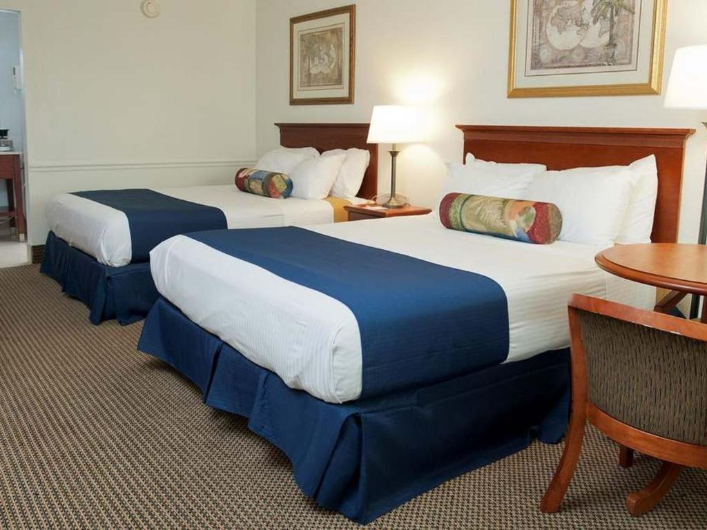 Two Queen Beds - Coastal View Room