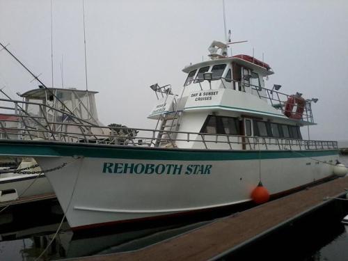 Rehoboth Star fishing boat