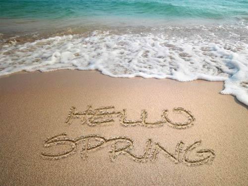 Spring Weekend Getaway