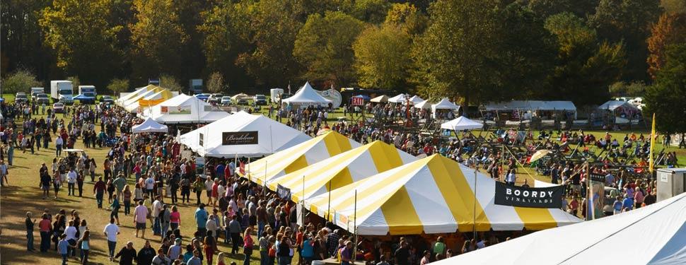 Festival at Pemberton