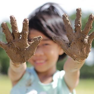 Ooey Gooey Messy Mud Week
