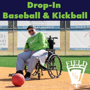 Fall Drop-In Baseball and Kickball