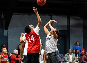 Wicomico Youth Basketball League