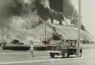 Wicomico Civic Center Fire in 1977