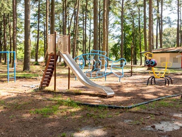 Indian Village Playground