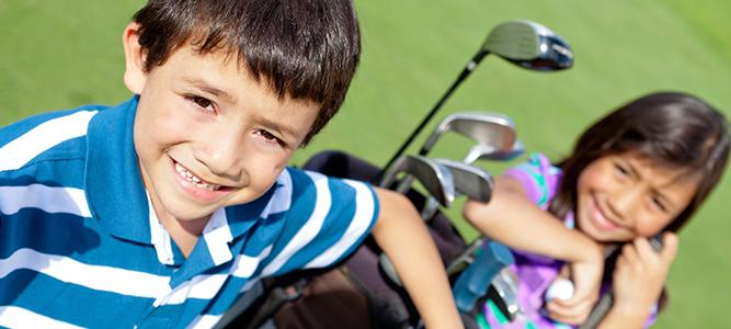 Golf- FUNdamental Summer Youth Sports