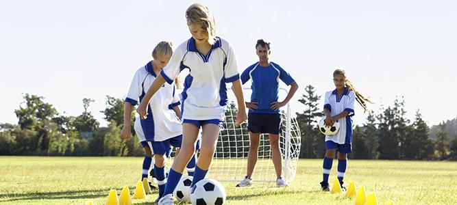 Soccer - Spring FUNdamental Soccer