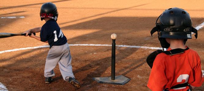 Tee Ball - FUNdamental Summer Youth Sports