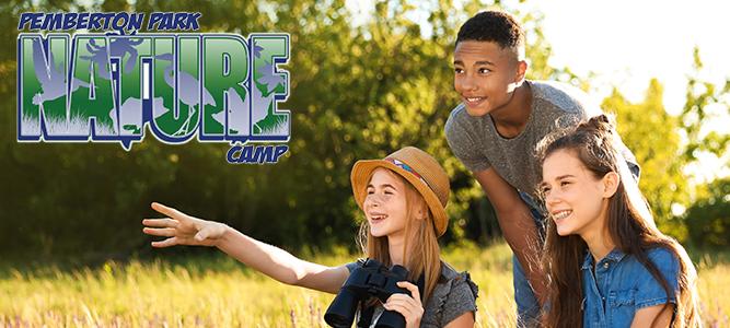 Pemberton Park Nature Camp