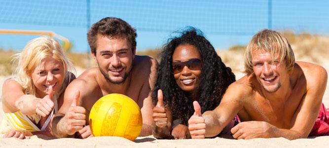 Volleyball - Sand