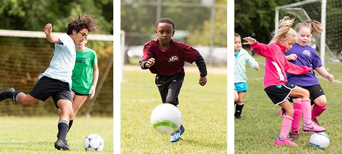 Soccer - Wicomico Youth Soccer League