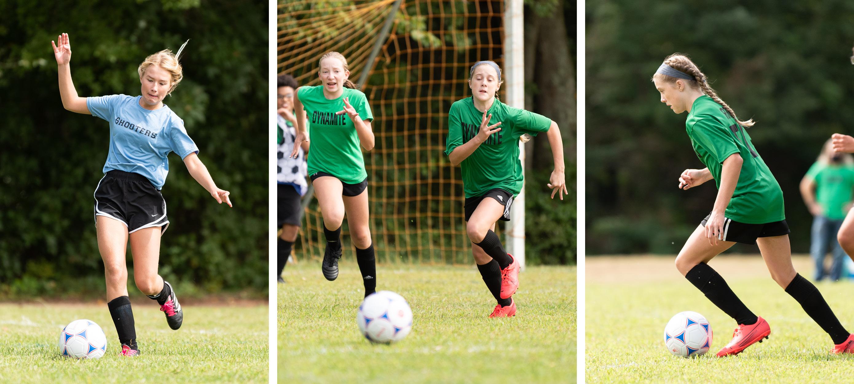 Soccer - Girls Spring Rec League