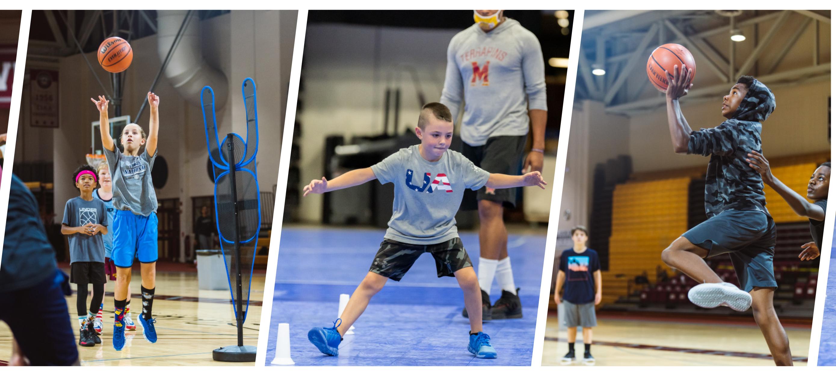 Basketball - WYBL Skills Academy