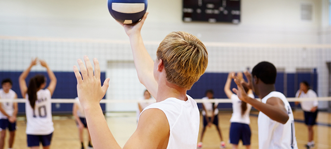 Volleyball - Coed