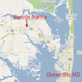 Bayville Shopping Center, West Fenwick Island DE