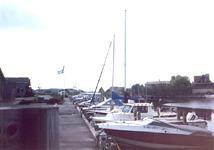 Bayville Marina boat Slips, near Fenwick Island, Delaware