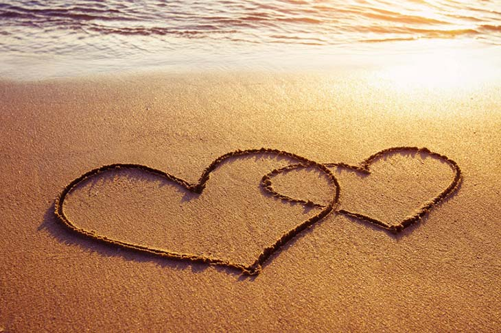 Plan a romantic getaway this Valentines Day