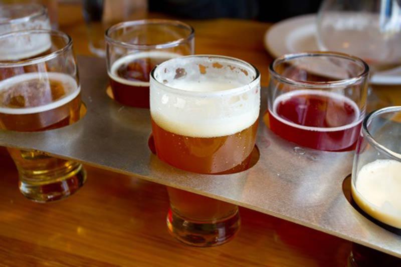Welcoming Craft beer