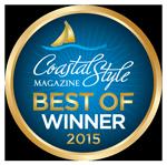 Coastal Style Magazine Best of Winner