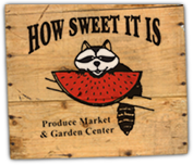 How Sweet It Is Produce and Garden Center