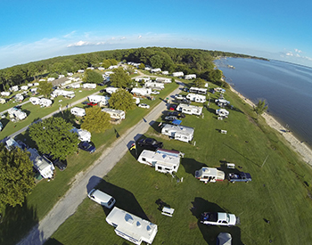 Roaring Point Waterfront Campground
