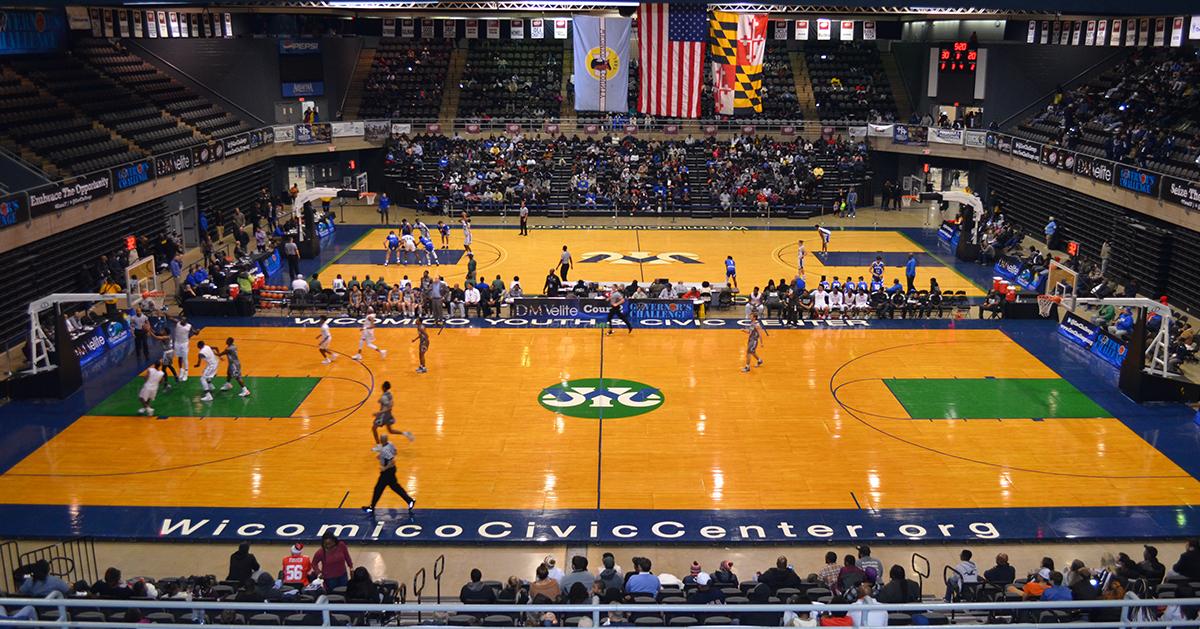 Governors Challenge Basketball Tournament