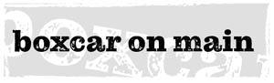 Boxcar on main logo
