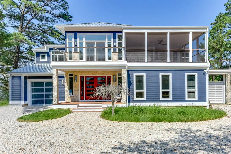 North Shore custom home project