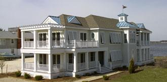 Bay Street, Delaware Custom Home