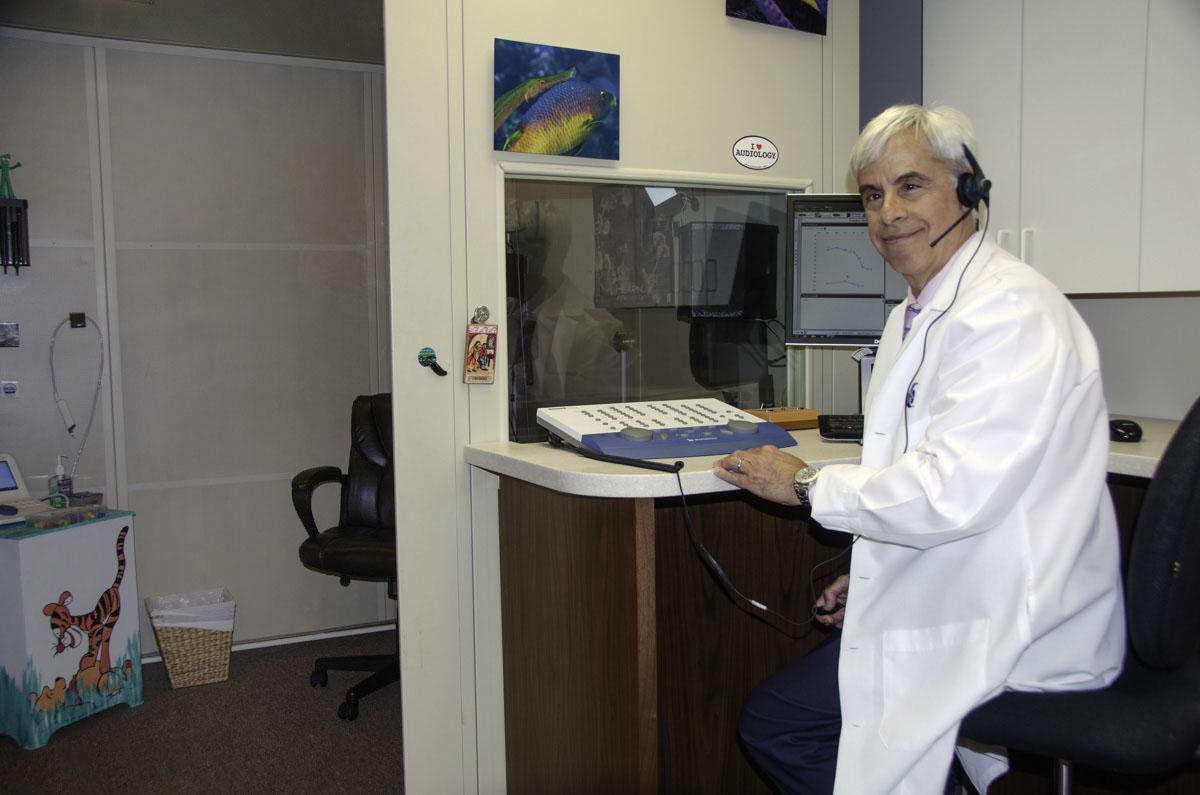 Doctor John Martinetti, AuD
