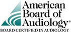 American Board of Audiology Seal