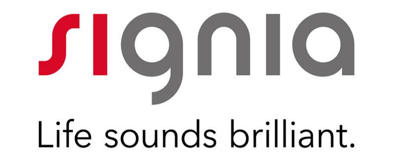 Signia Hearing Aid Logo