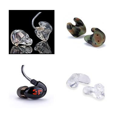 Custom Fit Ear Buds