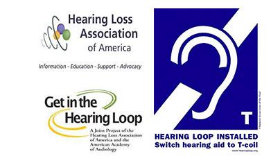 Hearing Loop Logos