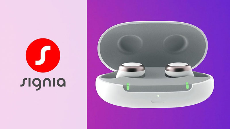 Signia Active X Earbuds