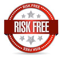 Risk Free Badge