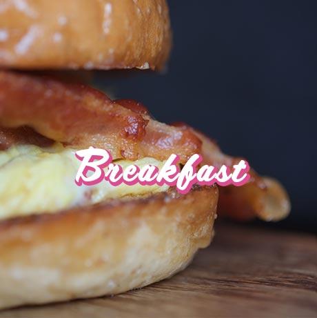 Breakfast eats at Kaisy's