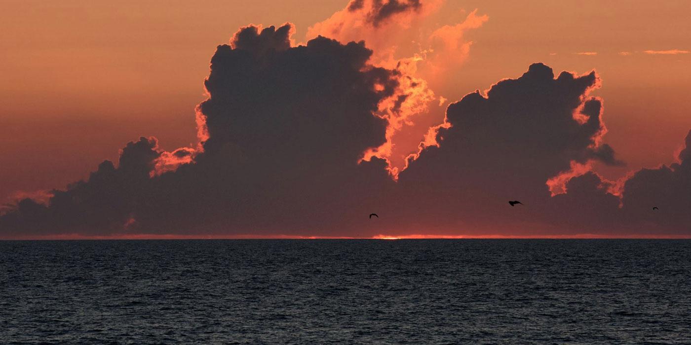 Ocean City Maryland sunrise