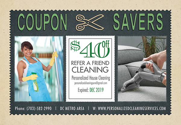 $40 Off any Cleaning when you Refer a Friend