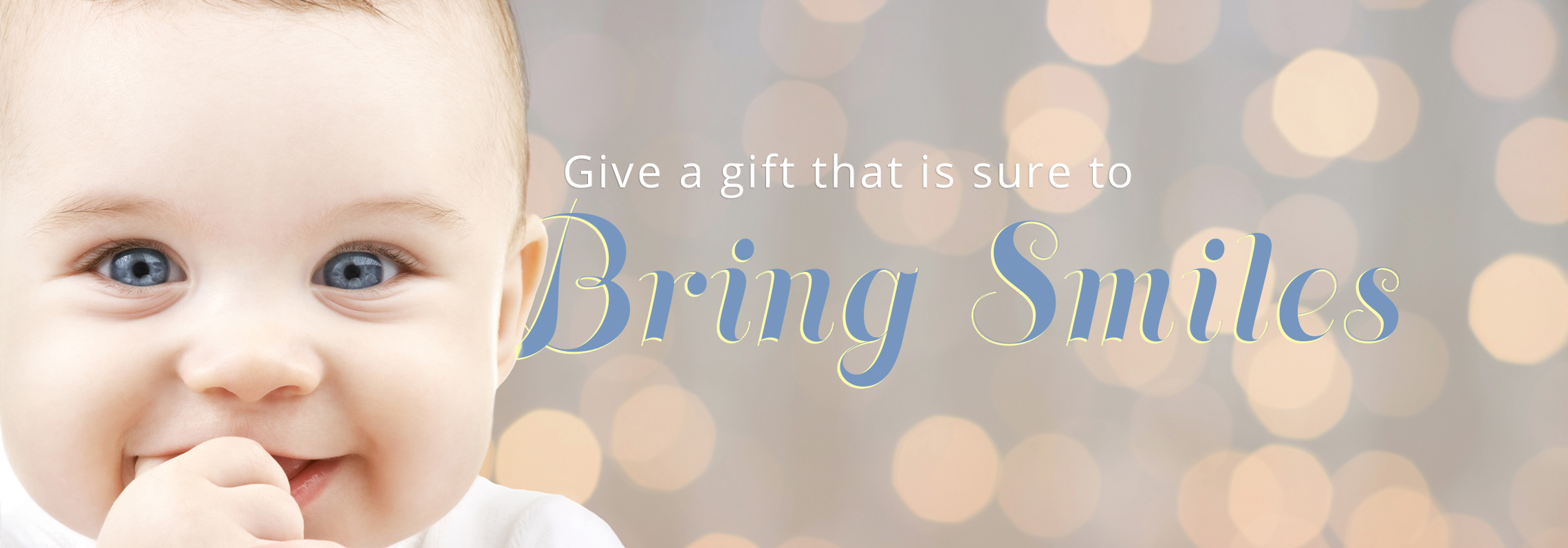 Give the gift of smiles
