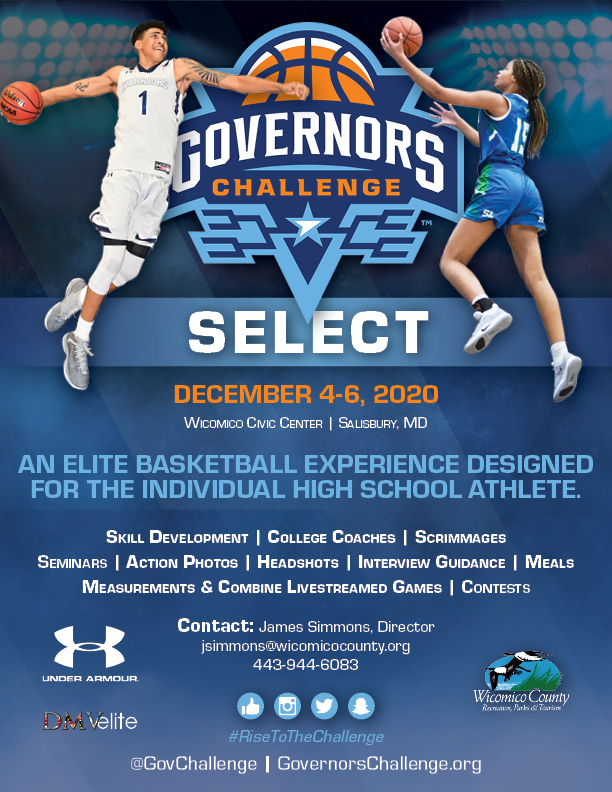 Governors Challenge Select Poster
